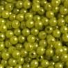 Perły perełki 6mm, 100 szt. GROSZEK