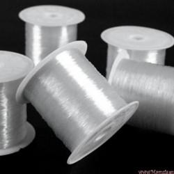 Żyłka silikonowa mocna 0,25mm, rolka 160m