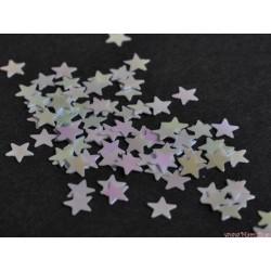 Gwiazdki opalizujące 300 szt.