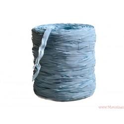 Rafia sznurek wstążka AŻ 5 METRÓW BŁĘKITNA (R19)