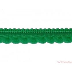Taśma z wypustkami 9mm zielona