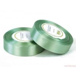 Tasiemka wstążka satynowa 25mm jasny zielony