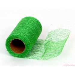 Fibra zielony 12 cm rolka 9m