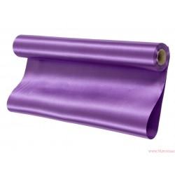 Satyna gładka 36cm fioletowy