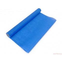 Flizelina siatka 50cm 9m niebieska