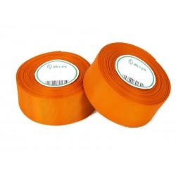 Wstążka rypsowa 38mm rolka 22m pomarańczowa