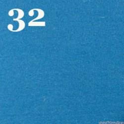 Filc 1mm, 20x30 cm, niebieski jasny