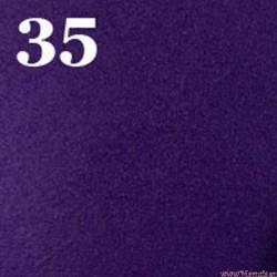 Filc 1mm, 20x30 cm,fioletowy ciemny